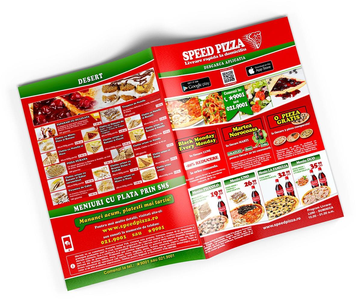 Unul dintre cele mai importante instrumente de marketing care contribuie la succesul unui restaurant, este meniul acestuia.