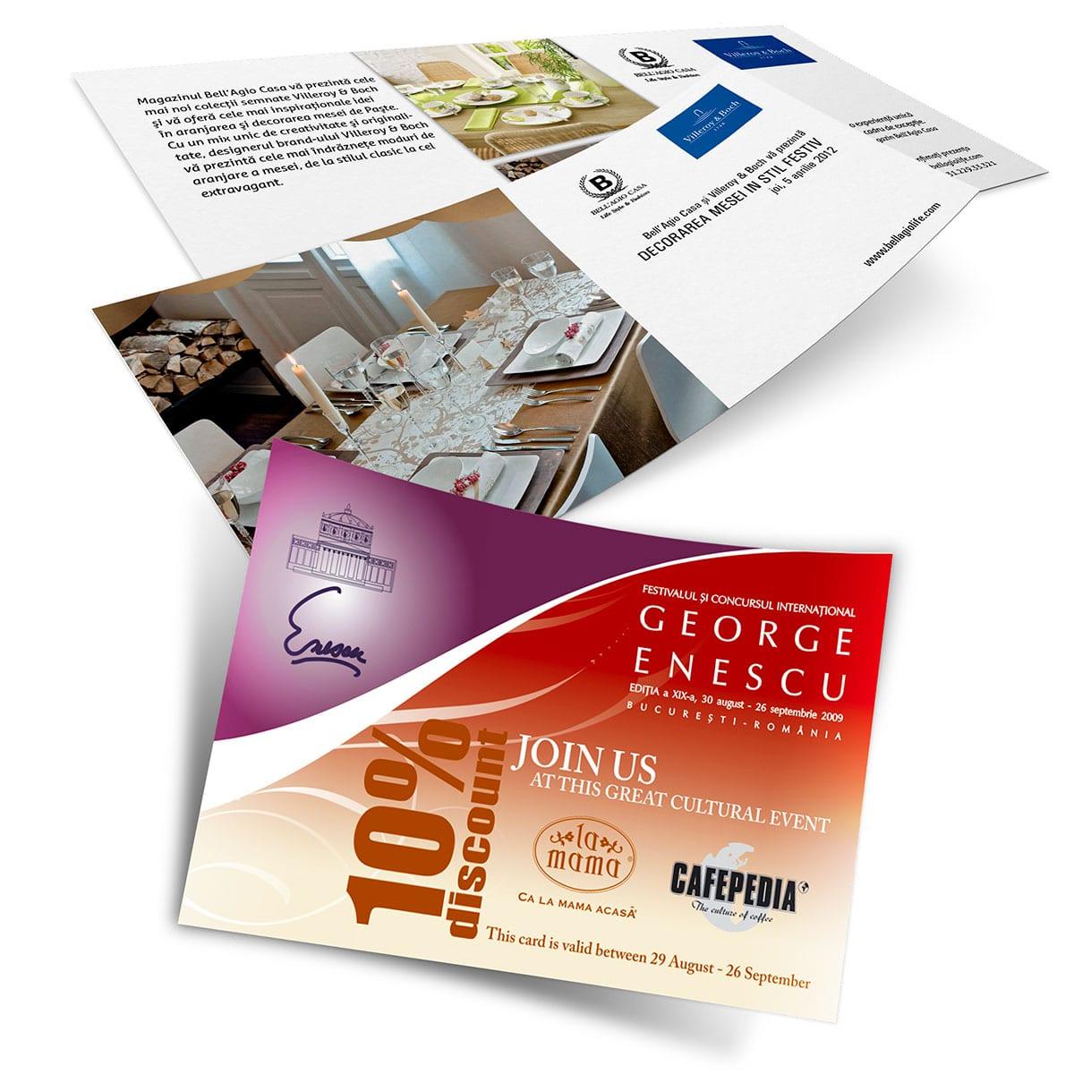Voucher-ul și invitațiile sunt instrumente de marketing prin care poți măsura foarte ușor o campanie de promovare