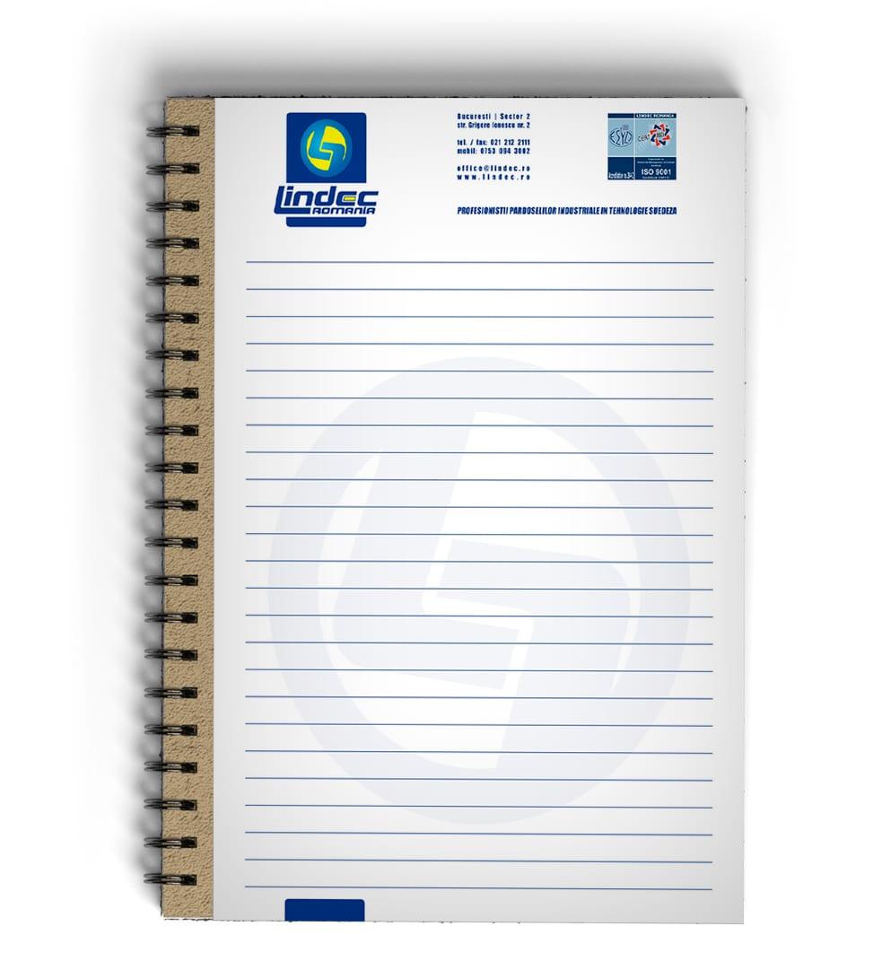 Promovează-ți eficient afacerea și fidelizează-ți clienții cu ajutorul carnețelelor personalizate