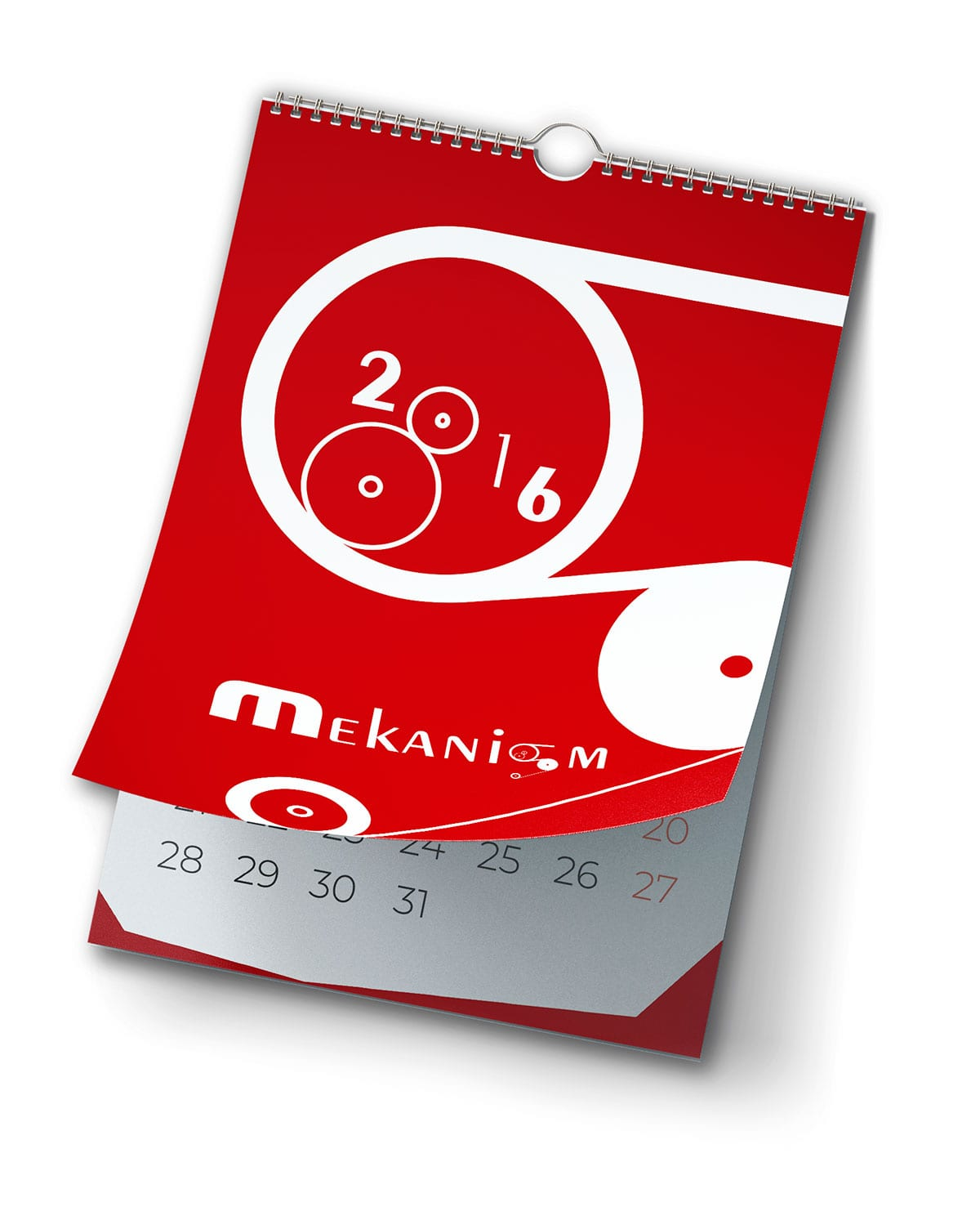 grafică calendare publicitare personalizate