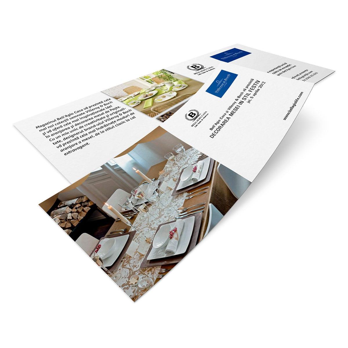 Apelează cu încredere la noi pentru design invitație eveniment corporate, pentru grafică profesionistă, făcută cu pasiune și dedicare!