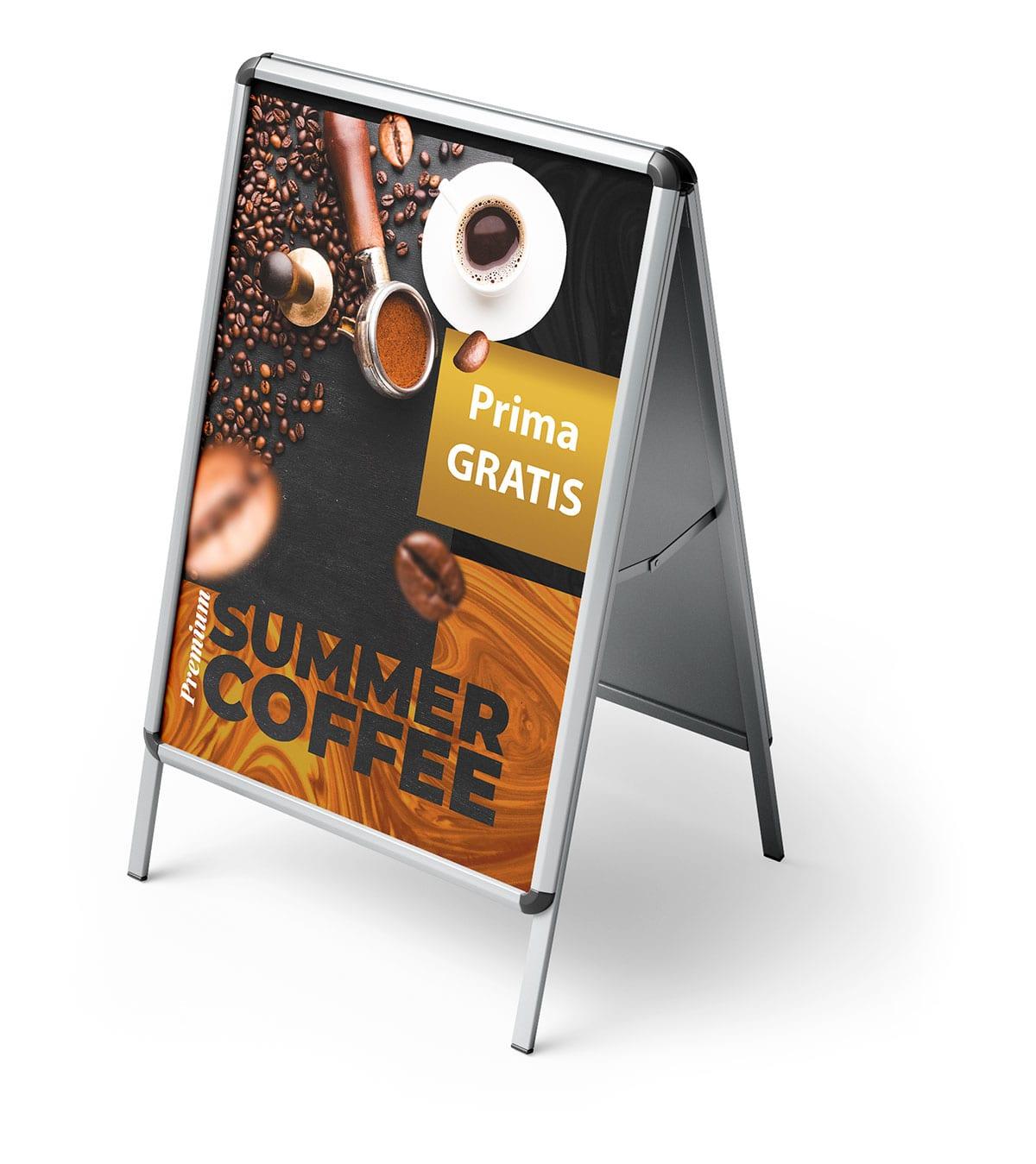 People stopper-ul este recomandat pentru promovarea ofertelor și noutăților în orice spațiu public, restaurante, hoteluri, baruri, terase etc.
