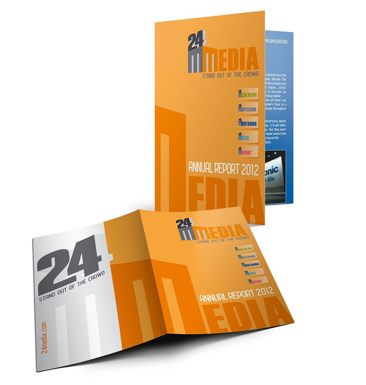 Raport anual companie este o prezentare grafică a evoluției rezultatelor financiare, a cifrei de afaceri, a profitului, a angajaților, o analiză a datelor înregistrate în anul anterior.