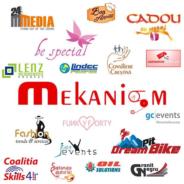 Creatikon Studio este o firmă de grafică publicitară din Brașov, specializată în logo design - creare siglă vectorială, emblemă firmă.
