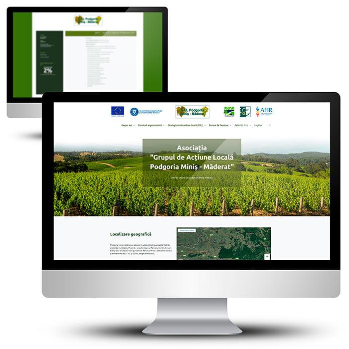 Dacă ai deja un site și dorești un design nou, modern și atractiv, noi îți oferim serviciile noastre complete de refacere a site-ului.